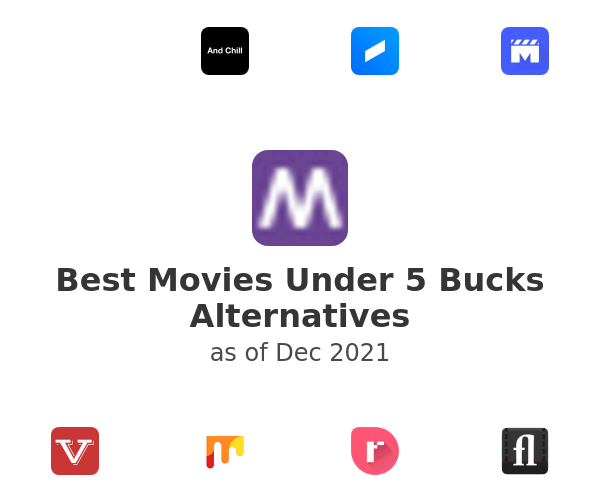 Best Movies Under 5 Bucks Alternatives