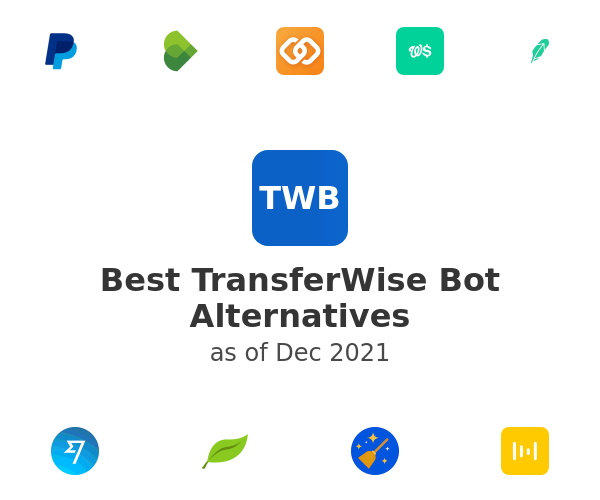 Best TransferWise Bot Alternatives