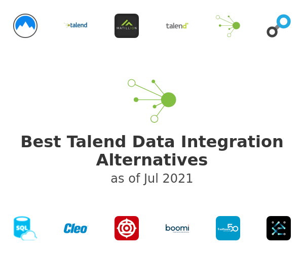 Best Talend Data Integration Alternatives