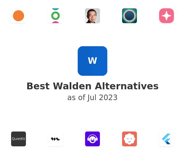 Best Walden Alternatives