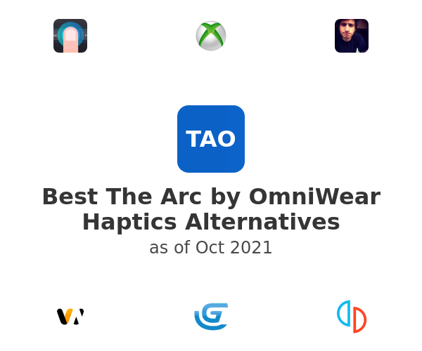 Best The Arc by OmniWear Haptics Alternatives