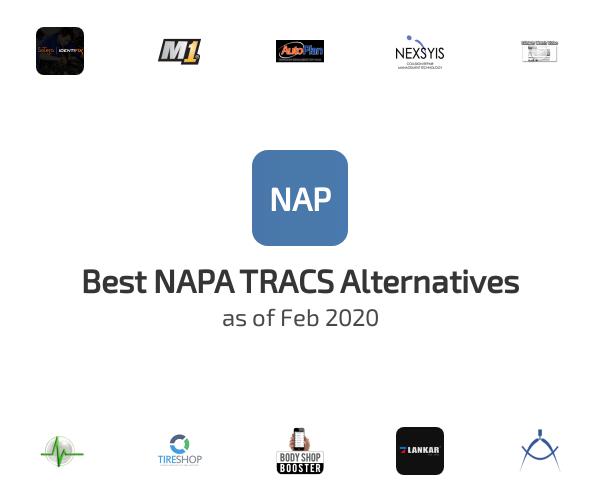 Best NAPA TRACS Alternatives