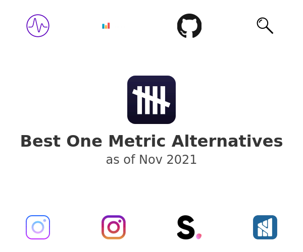 Best One Metric Alternatives