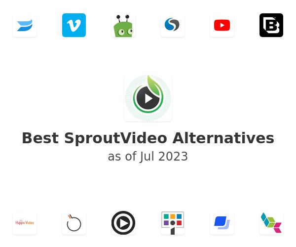 Best SproutVideo Alternatives