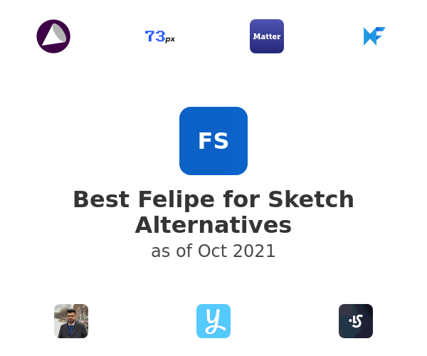Best Felipe for Sketch Alternatives