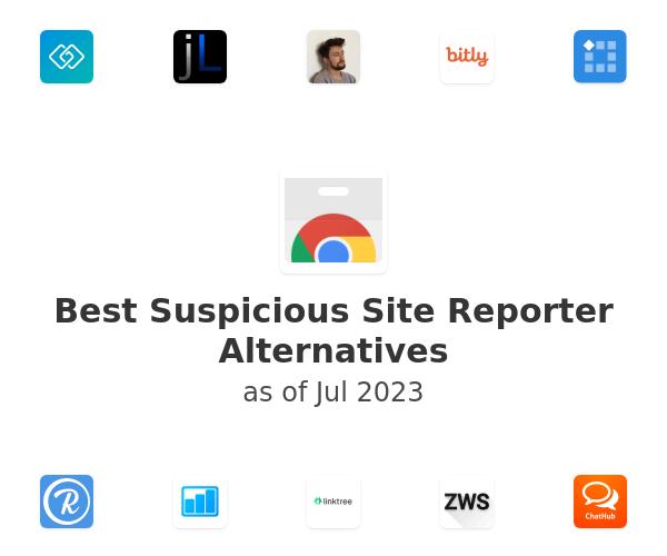 Best Suspicious Site Reporter Alternatives