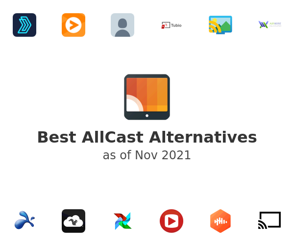 Best AllCast Alternatives
