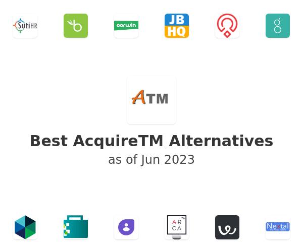Best AcquireTM Alternatives