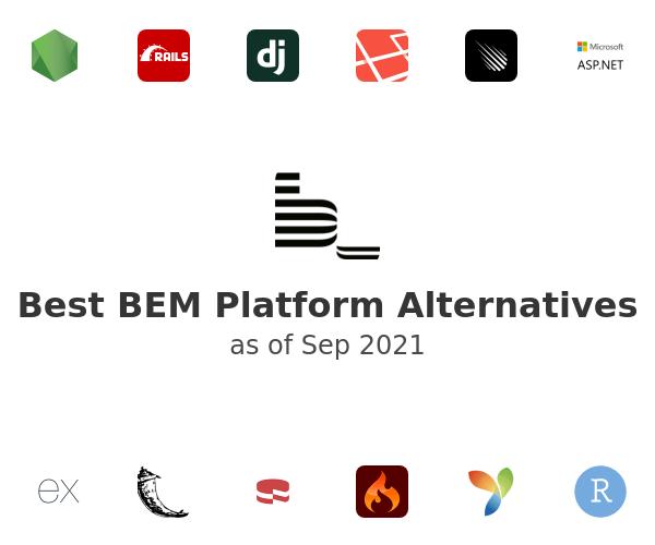 Best BEM Platform Alternatives