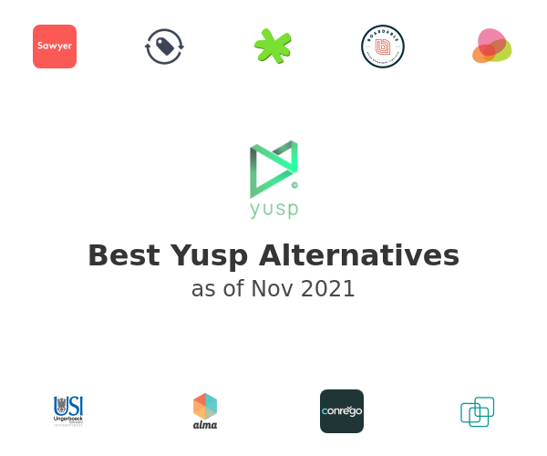 Best Yusp Alternatives