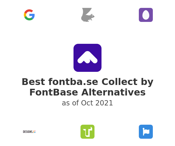 Best Collect by FontBase Alternatives