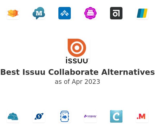 Best Issuu Collaborate Alternatives