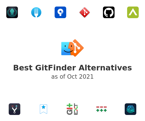 Best GitFinder Alternatives