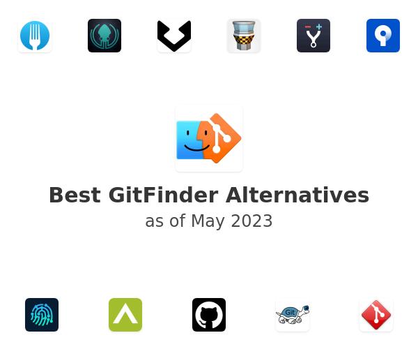 Best GitFinder Alternatives