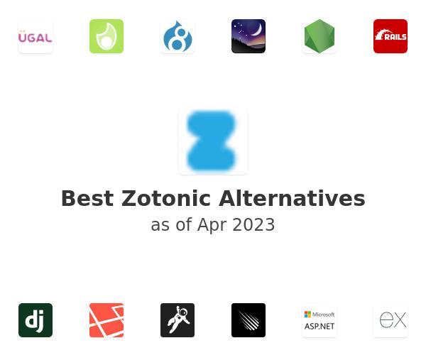 Best Zotonic Alternatives