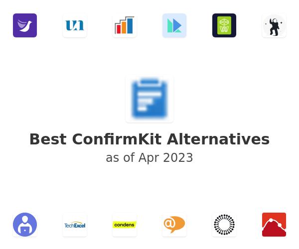 Best ConfirmKit Alternatives