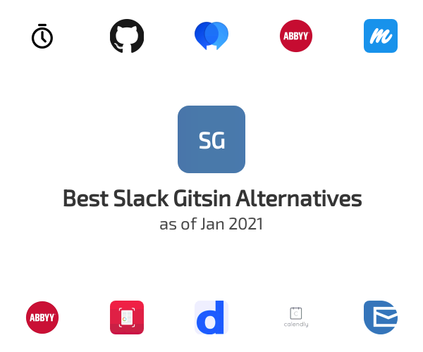 Best Slack Gitsin Alternatives