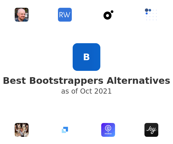 Best Bootstrappers Alternatives