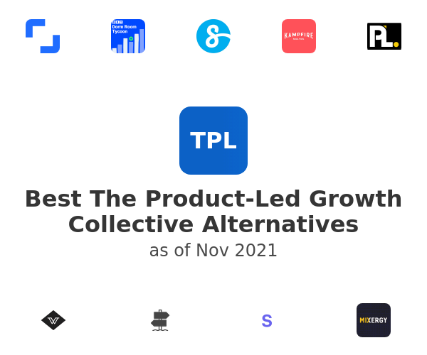 Best The Product-Led Growth Collective Alternatives