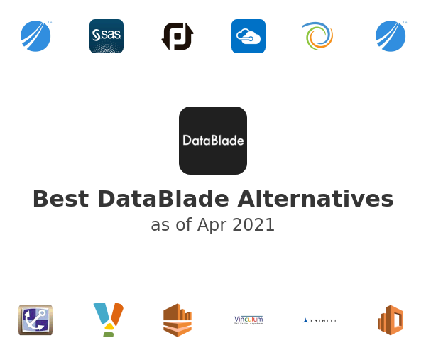 Best DataBlade Alternatives