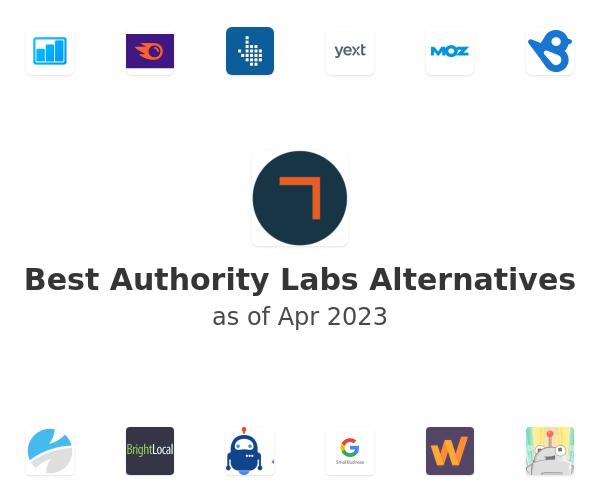 Best Authority Labs Alternatives