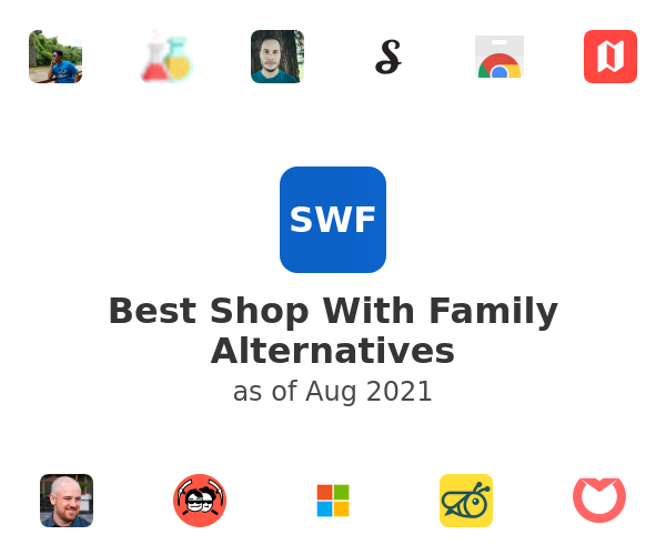 Best Shop With Family Alternatives