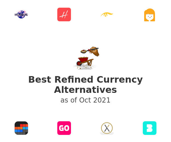 Best Refined Currency Alternatives