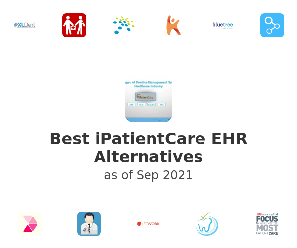 Best iPatientCare EHR Alternatives