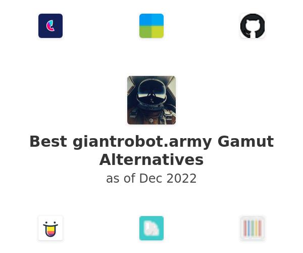 Best Gamut Alternatives