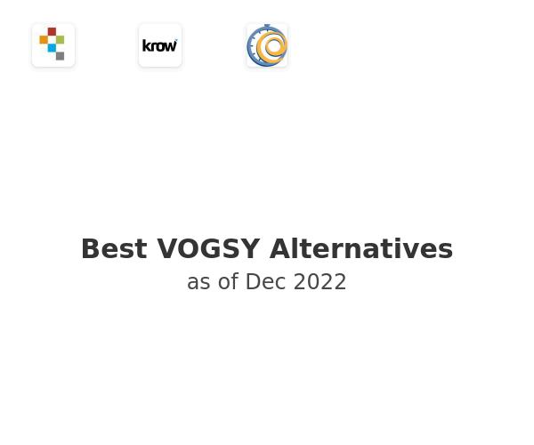 Best VOGSY Alternatives