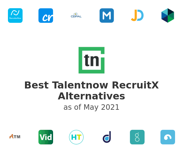 Best Talentnow RecruitX Alternatives