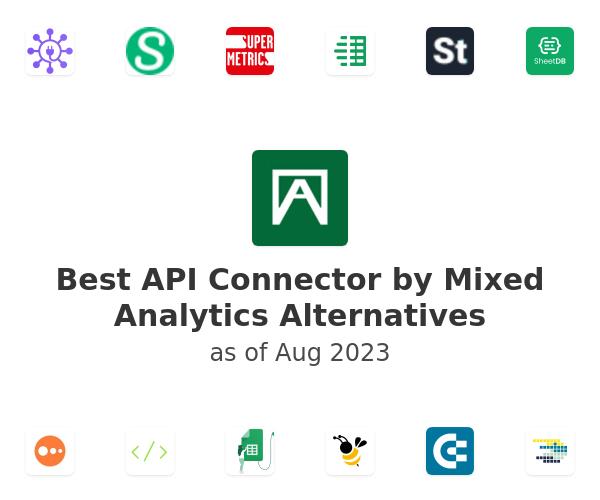 Best API Connector Alternatives