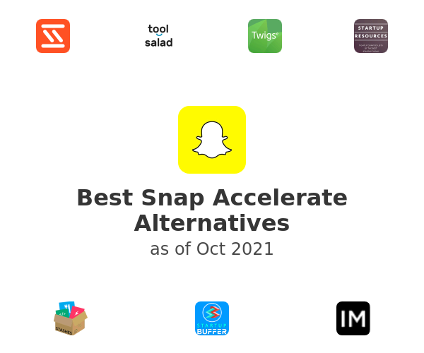Best Snap Accelerate Alternatives