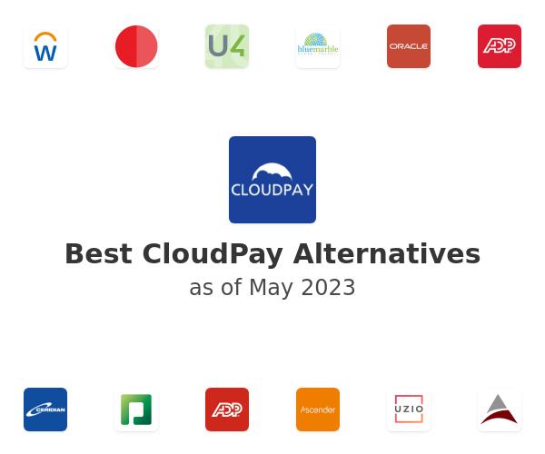 Best CloudPay Alternatives