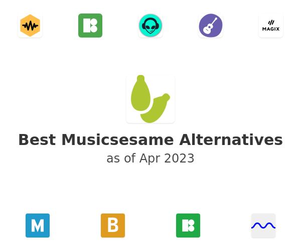 Best Musicsesame Alternatives