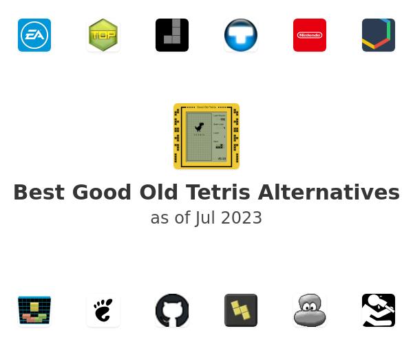 Best Good Old Tetris Alternatives