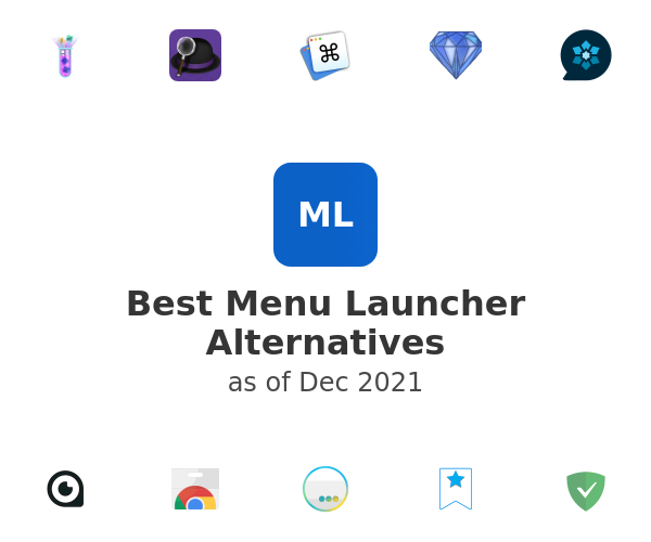 Best Menu Launcher Alternatives