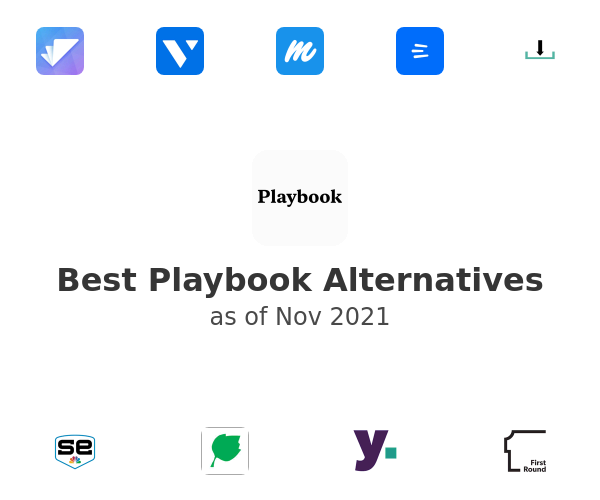 Best Playbook Alternatives