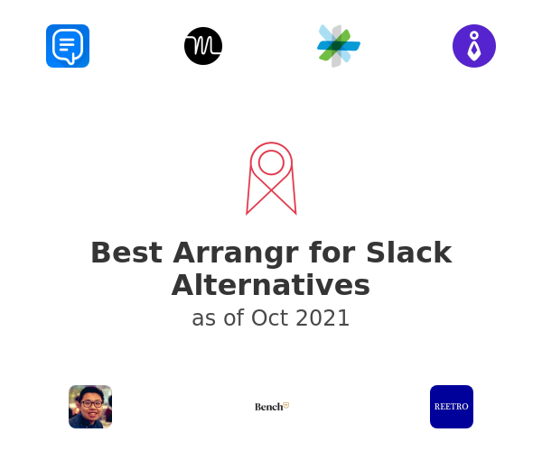 Best Arrangr for Slack Alternatives