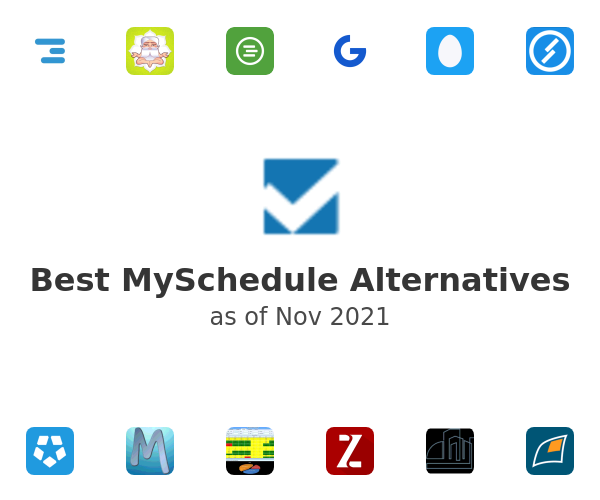 Best MySchedule Alternatives