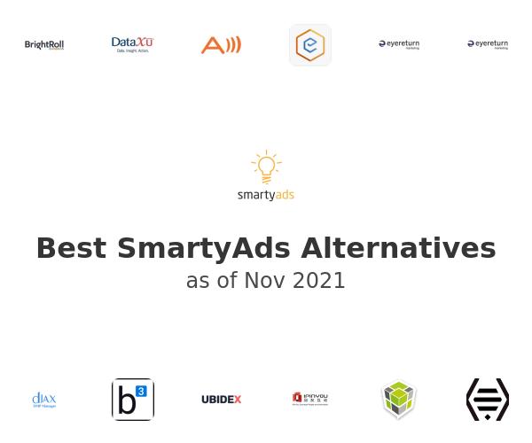 Best SmartyAds Alternatives