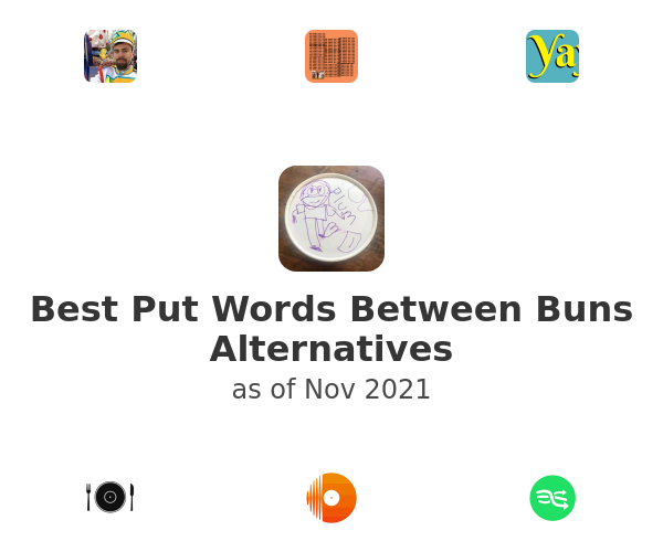 Best Put Words Between Buns Alternatives