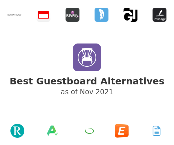 Best Guestboard Alternatives