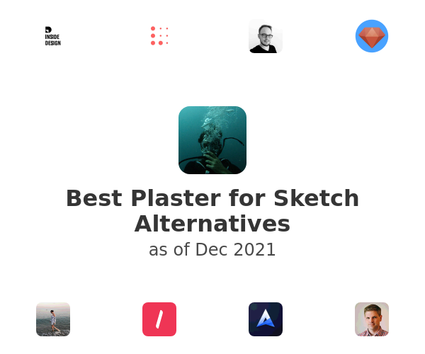 Best Plaster for Sketch Alternatives