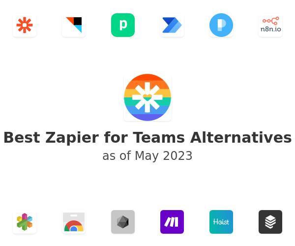 Best Zapier for Teams Alternatives
