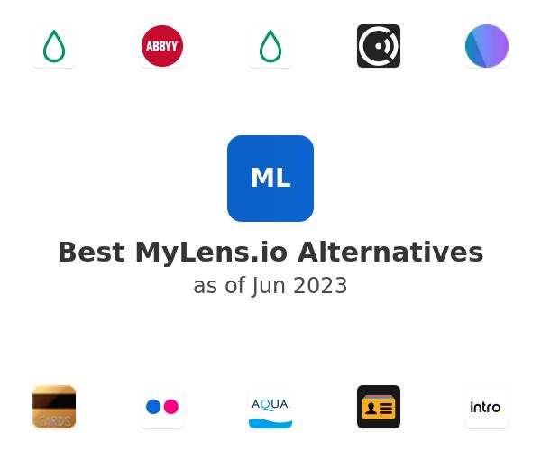 Best MyLens Alternatives