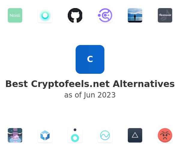 Best Cryptofeels Alternatives