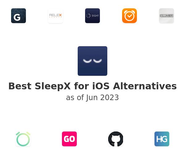 Best SleepX for iOS Alternatives