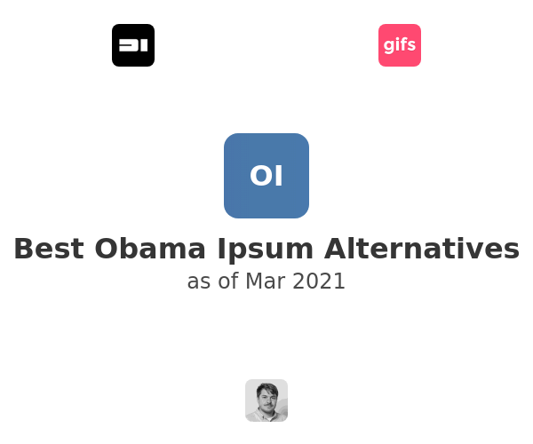 Best Obama Ipsum Alternatives