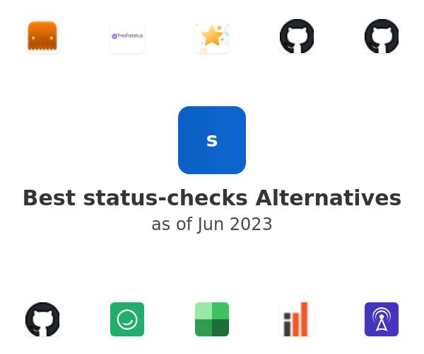 Best status-checks Alternatives